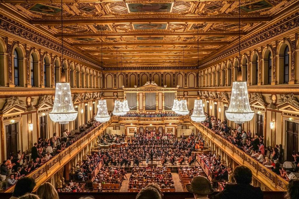 Musikverein Vienna Ustguitarista Flickr