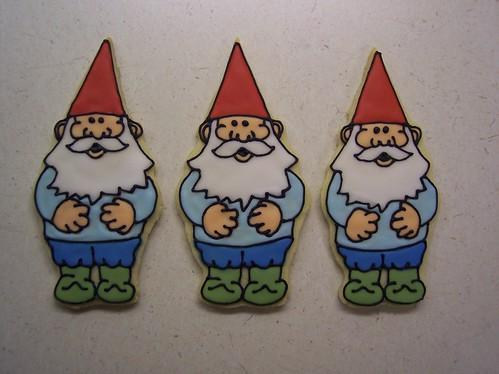 Gnome Cookies | by GeminiRJ