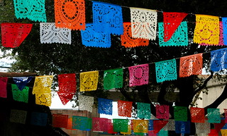 Papel picado | by valkyrieh116