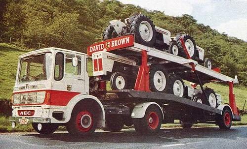 New David Brown Tractors