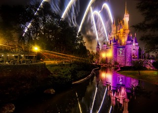 Another Magical Disney Fireworks Show | by Stuck in Customs