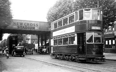 Old Kent Road This Is A Photo Of A Tram Travelling East