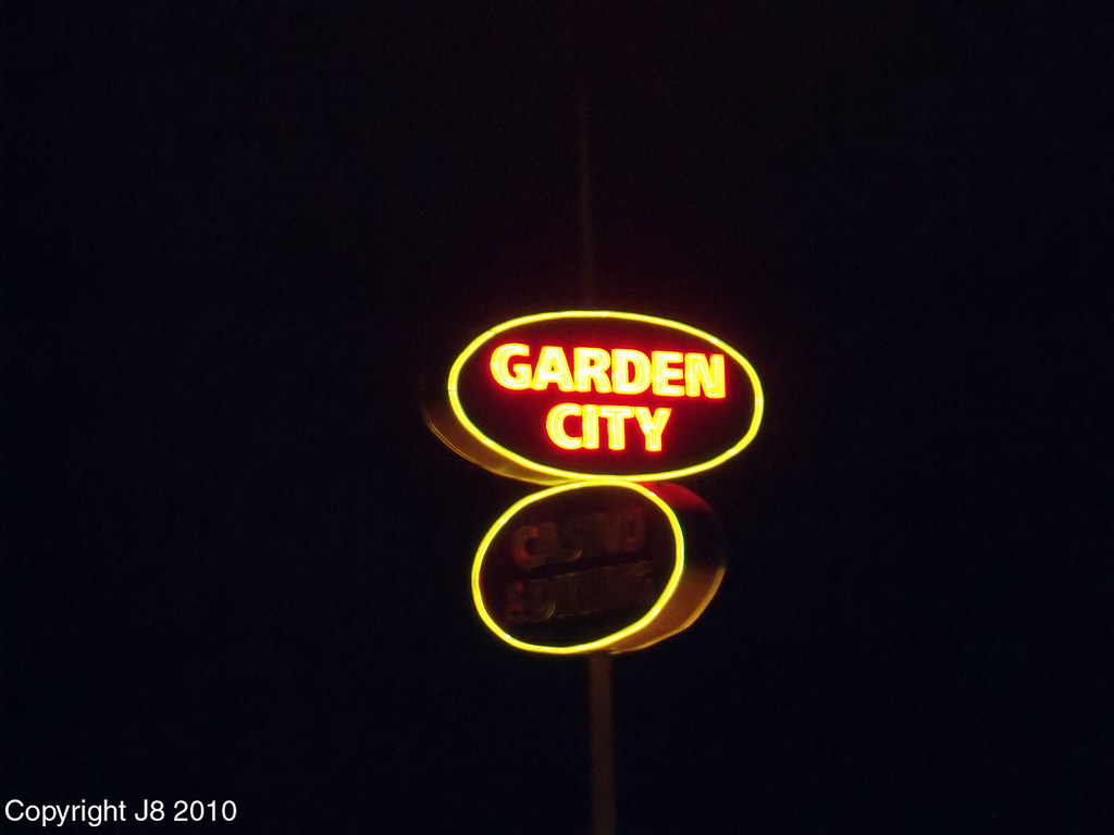 Garden city casino locations of casinos