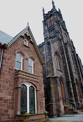 St Peters Church, New Brunswick | photo by: Janet Sheridan