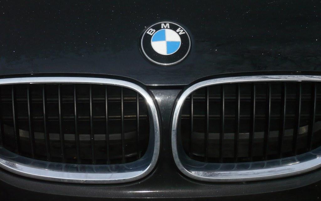 BMW - Logo und \