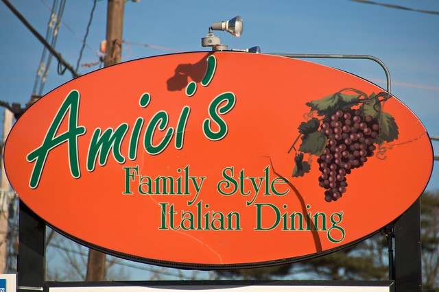 Amici S Restaurant Address St Augustine