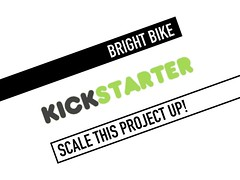 Bright Bike on Kickstarter | by mandiberg