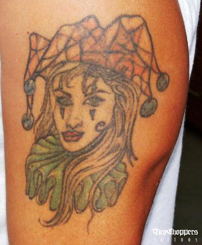 Francisco padilla de los lobos tattoo de francisco - Francisco padilla ...