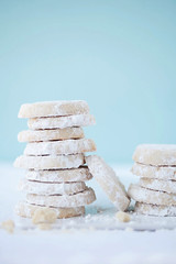 gluten free lemon and almond meltaways | by cannelle-vanille