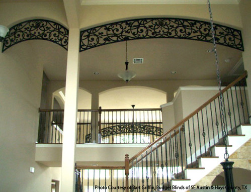 Decorative Faux Wrought Iron Archways The Decorative
