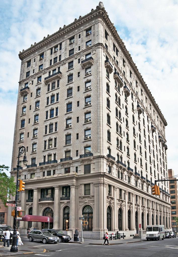 Hotel Bossert 1909 98 Montague Street Brooklyn Heights