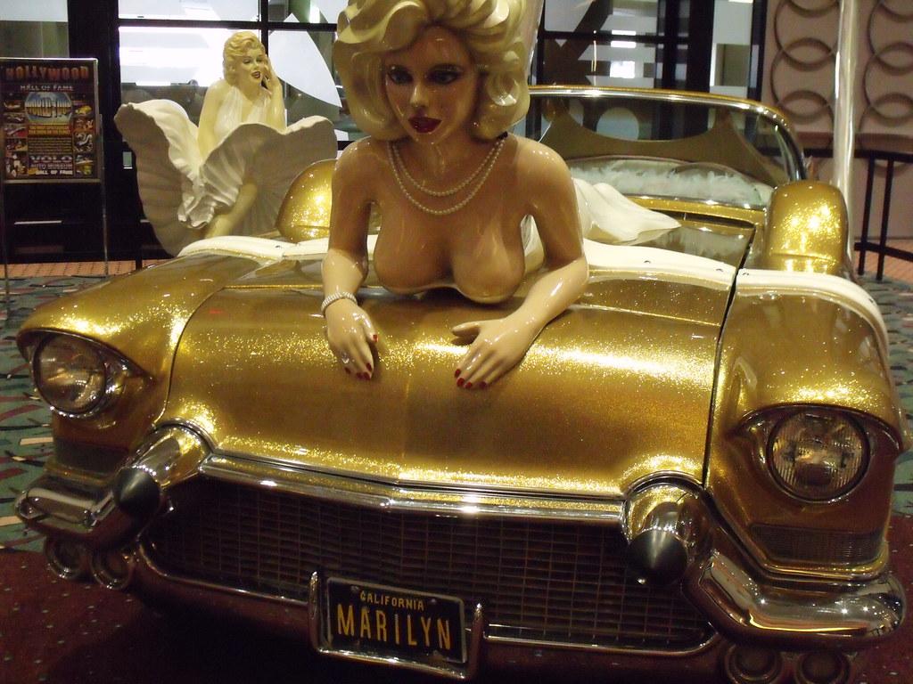Marilyn monroe ornaments - Marilyn Monroe Cleavage Cadillac By Digital_third_eye Marilyn Monroe Cleavage Cadillac By Digital_third_eye