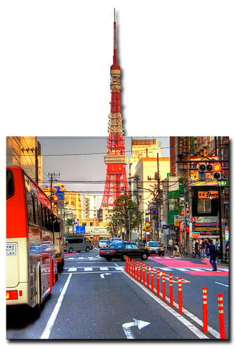Tokyo Tower 3D | by Sprengben