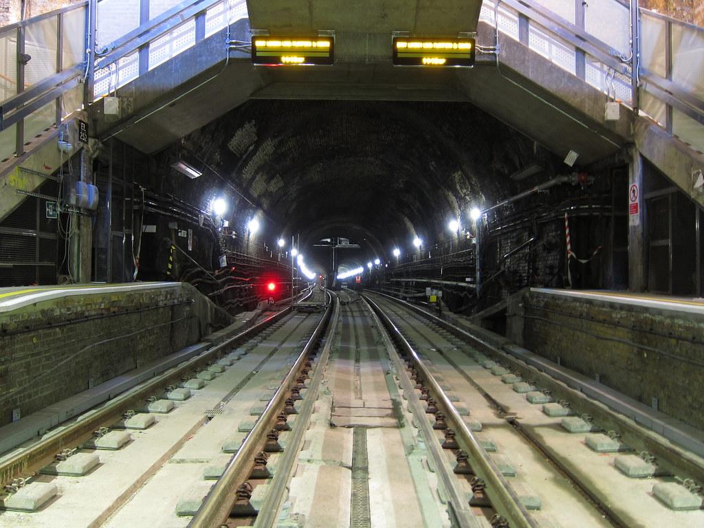 london underground modelling guidelines pedestrian