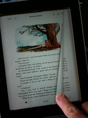 Turning a page on the iPad - the beginning to the end of the mouse as the primary ostension mechanism | by mikebaird