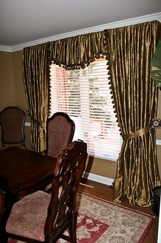 Custom Window Treatments Custom Window Treatments Flickr