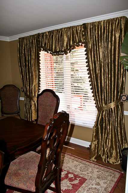 Custom Window Treatments Custom Window Treatments Flickr