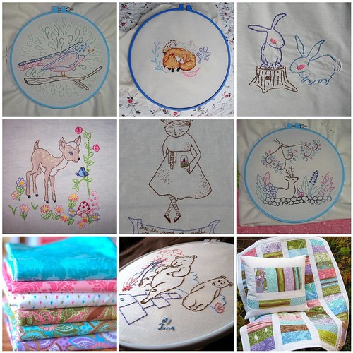 My Hoop Up Embroideries (so far ...) | by j_q_adams