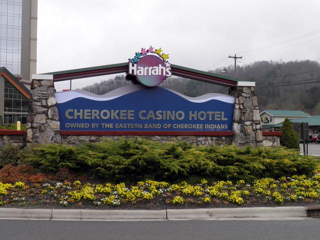 Cherokee Casino And Hotel