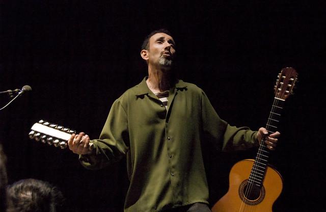 Jonathan Richman en Montevideo