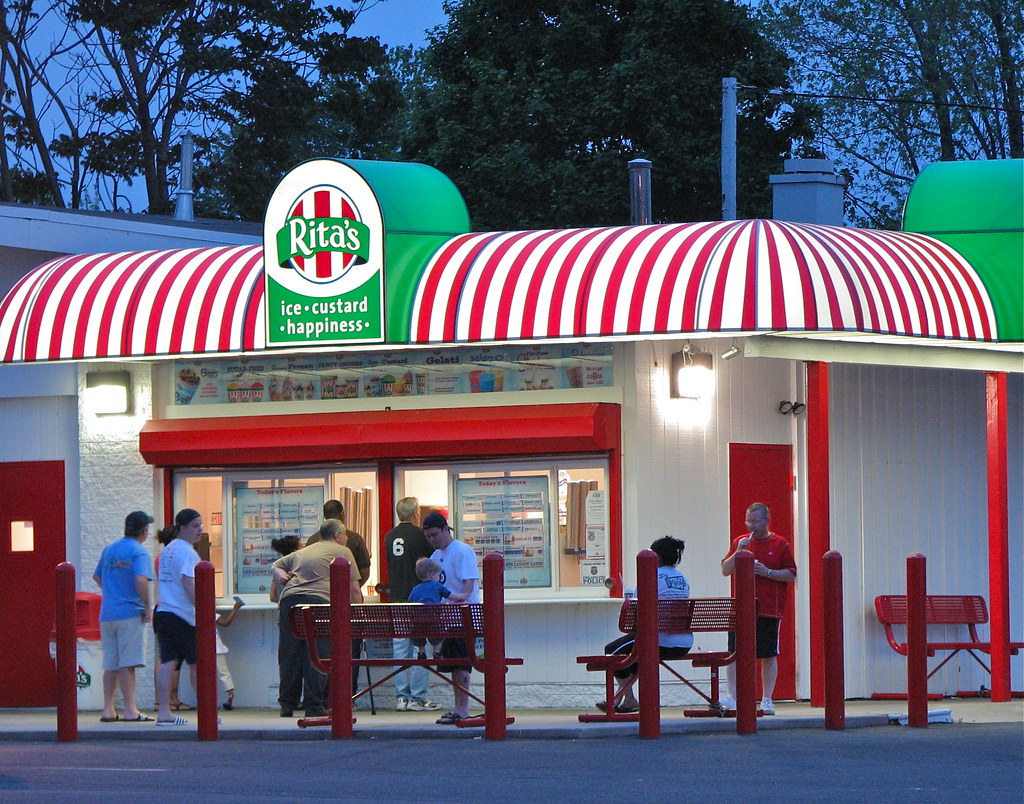 Rita's Water Ice | Rita's Water Ice does the trick on a warm ...
