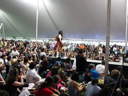 Cosplay Fashion Show | by Brooklyn Botanic Garden