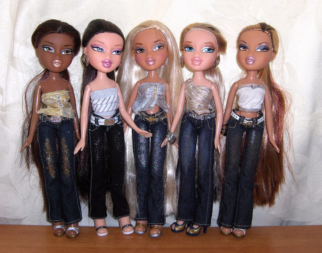 Bratz Magic Hair Bratz Uk 2 Flickr