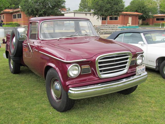 Studebaker champ pickup truck 1960