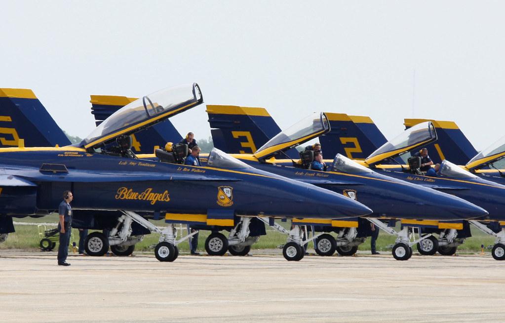Blue Angels Il volo della Marina Militare degli Stati Uniti-9982