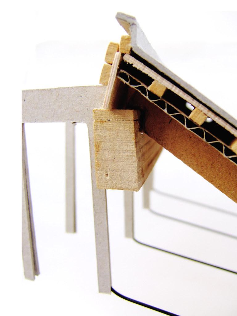 Architectural Detail Model