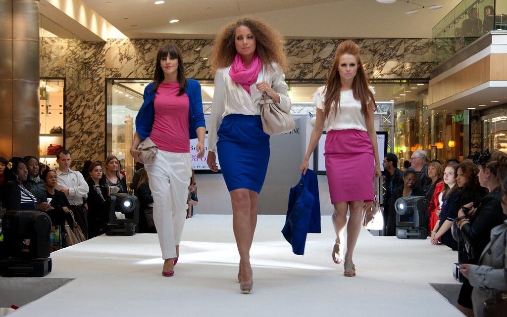 Canary Wharf Fashion Show