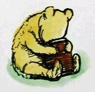 Winnie-the-Pooh | by CinnamonKitchn