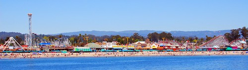 Santa Cruz Beach Boardwalk | by Josta Photo