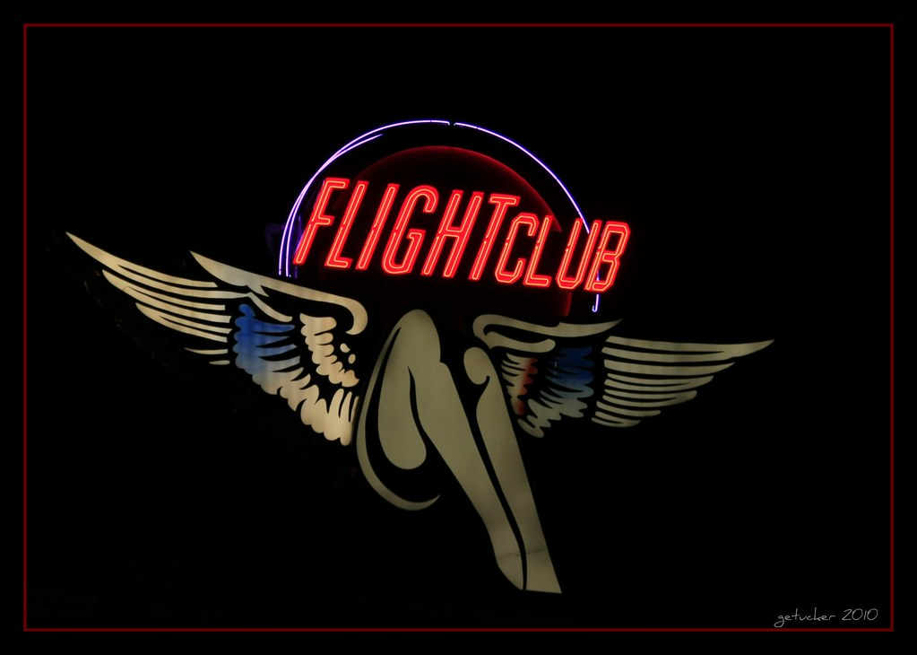 Flight Club - Strip Club - Dearborn, Michigan Img 3567-6117