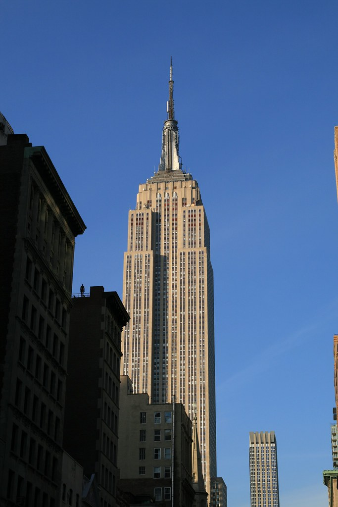 Empire State Building Ouverture
