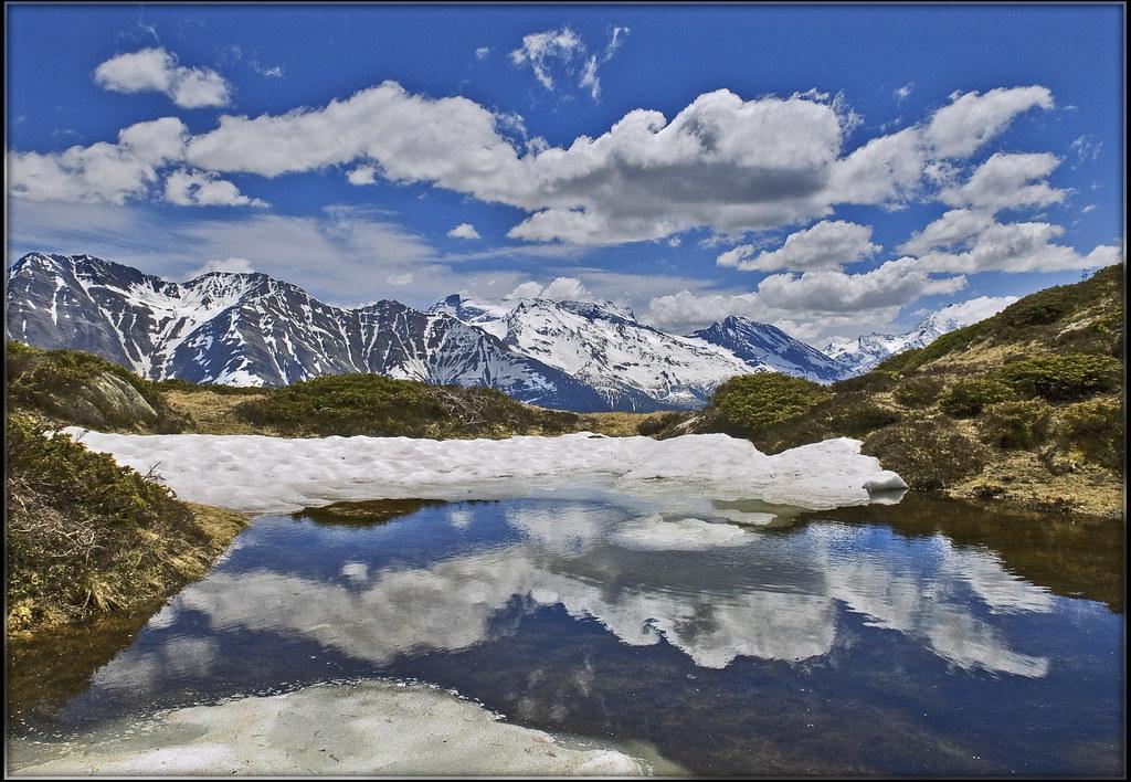 snowmelt swiss spring time snow melt season 213 213 izakigur flickr