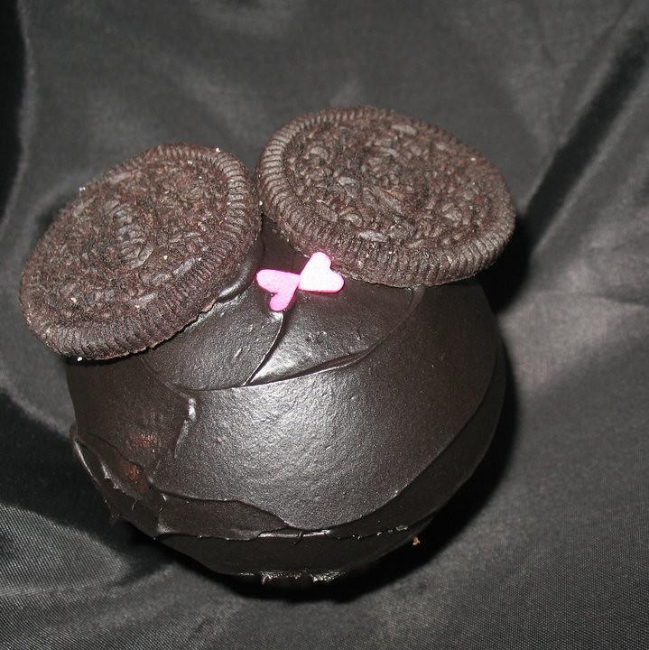 Cupcake Minnie Mouse Cubiletes Decorados En Guatemala Sigu