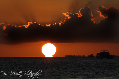 Melting Sun, Key West, Florida | by Ross Merritt Photography