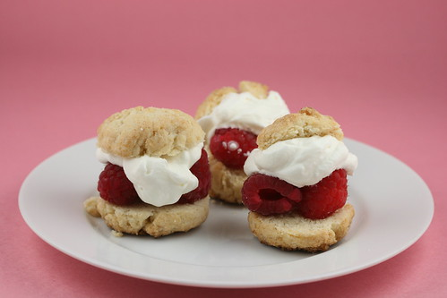 Tender Shortcakes - Tuesdays with Dorie | by Food Librarian