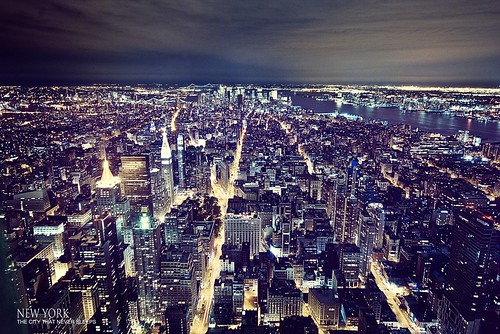 NY: The city that never sleeps (SOUTH VIEW) | by jmavedillo - NTF