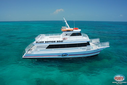 Fury Glass Bottom Boat | by FuryKeyWest