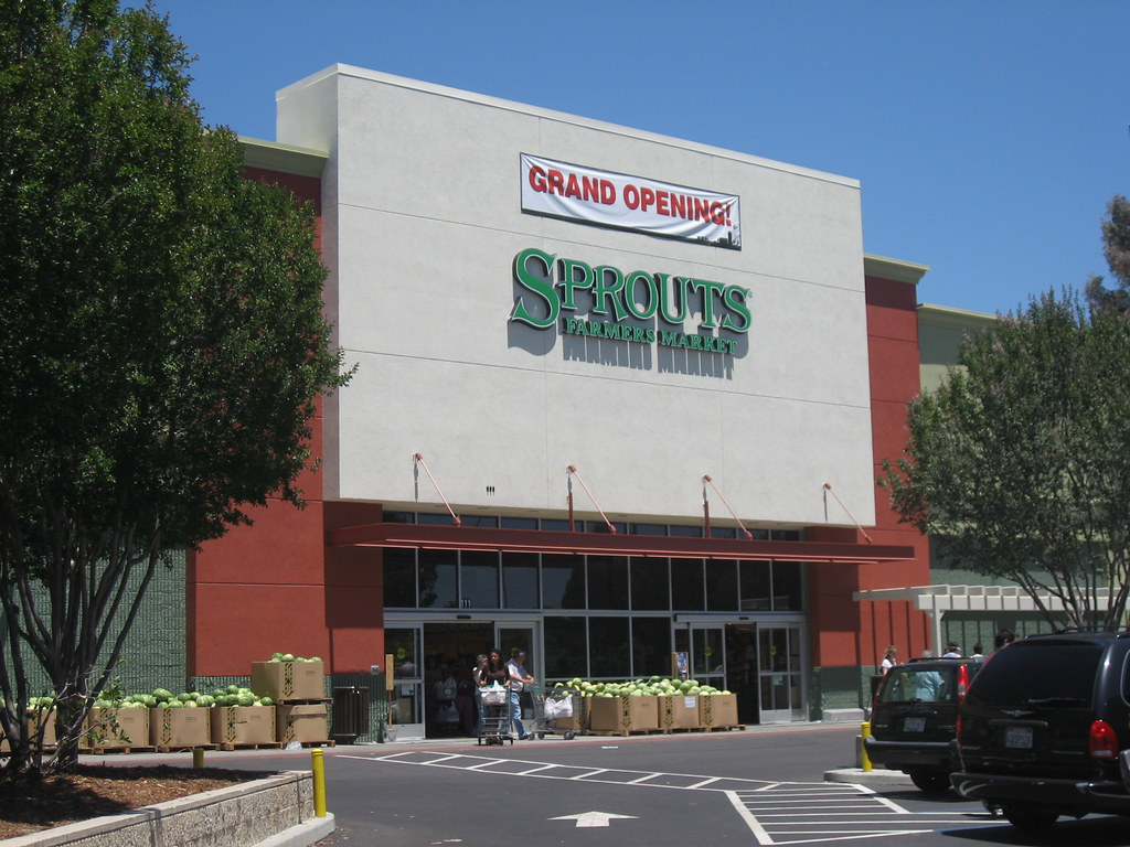Sprouts grocery store sunnyvale now open go for the for What grocery stores are open today