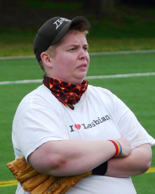 Lesbian Softball Players