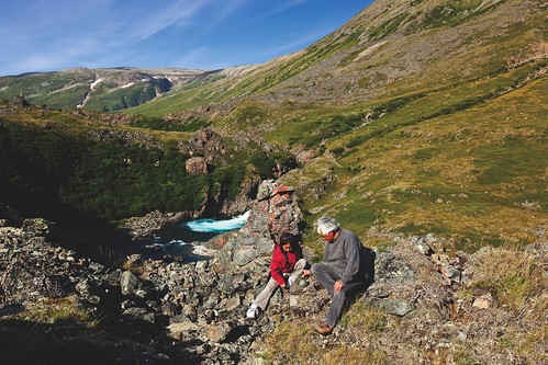 how to get to torngat mountains national park