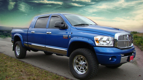 Dave Smith Motors Dodge Ram 3500 Sling Shot Edition Flickr