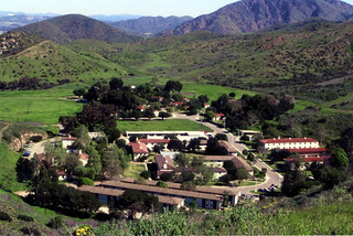 View of Camarillo State Hospitals Employee Housing | by California State University Channel Islands