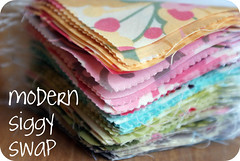 modern siggy swap. {intro.} by rachelgriffith