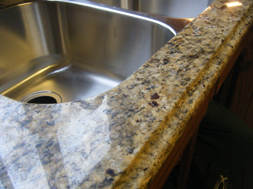 Granite White Undermount Kitchen Sink