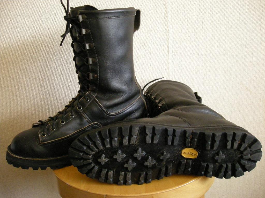 My Old Danner Danner Fort Lewis Boots Forscom Approved