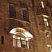glasgow school of art, GSA, charles rennie mackintosh, garnethill, glasgow - east elevation - night shot